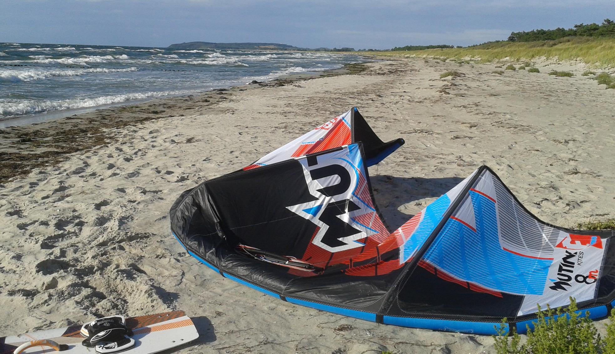 Kite Blog mit Infos rund ums Kiten